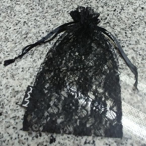 NYX Handbags - NYK Lace Make Up Bag NEW!